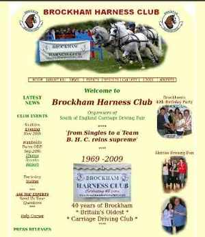 Brockham Harness Club
